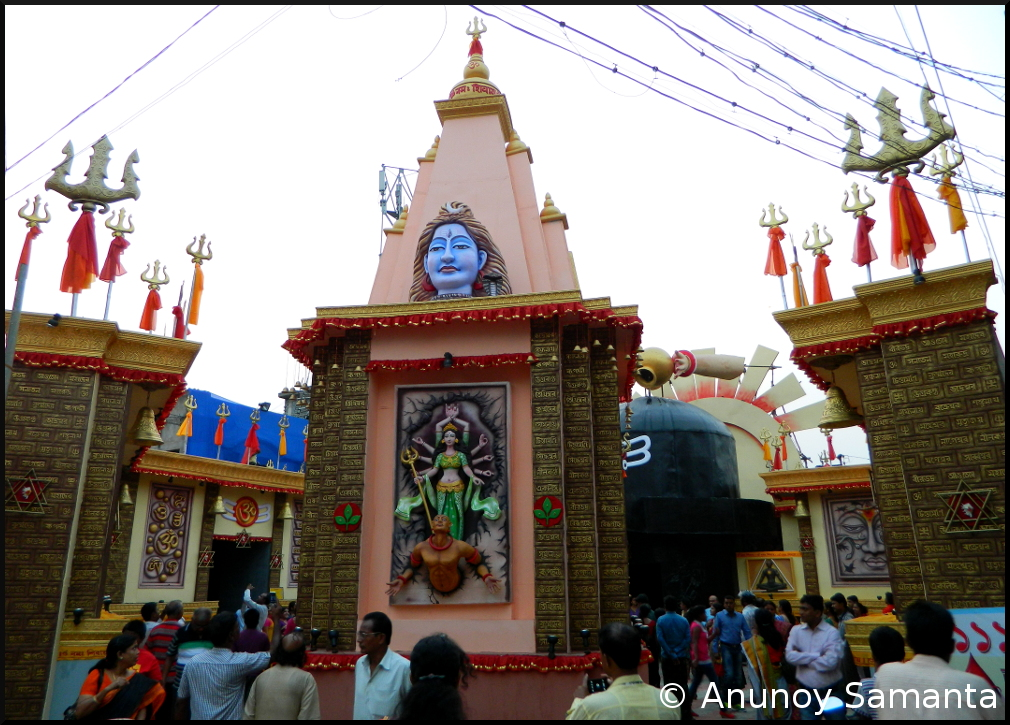 Durga puja 2015 puja pandals of durgapur clicking photos on the durga puja 2015 puja pandals of durgapur thecheapjerseys Choice Image