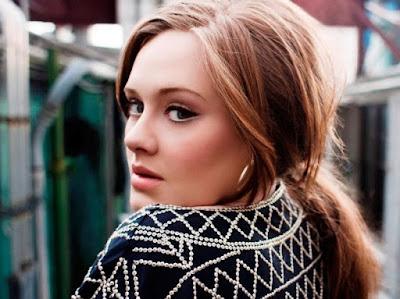 Adele hisap 25 batang rokok sehari