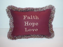FAITH HOPE LOVE - 1 Cor. 13:13