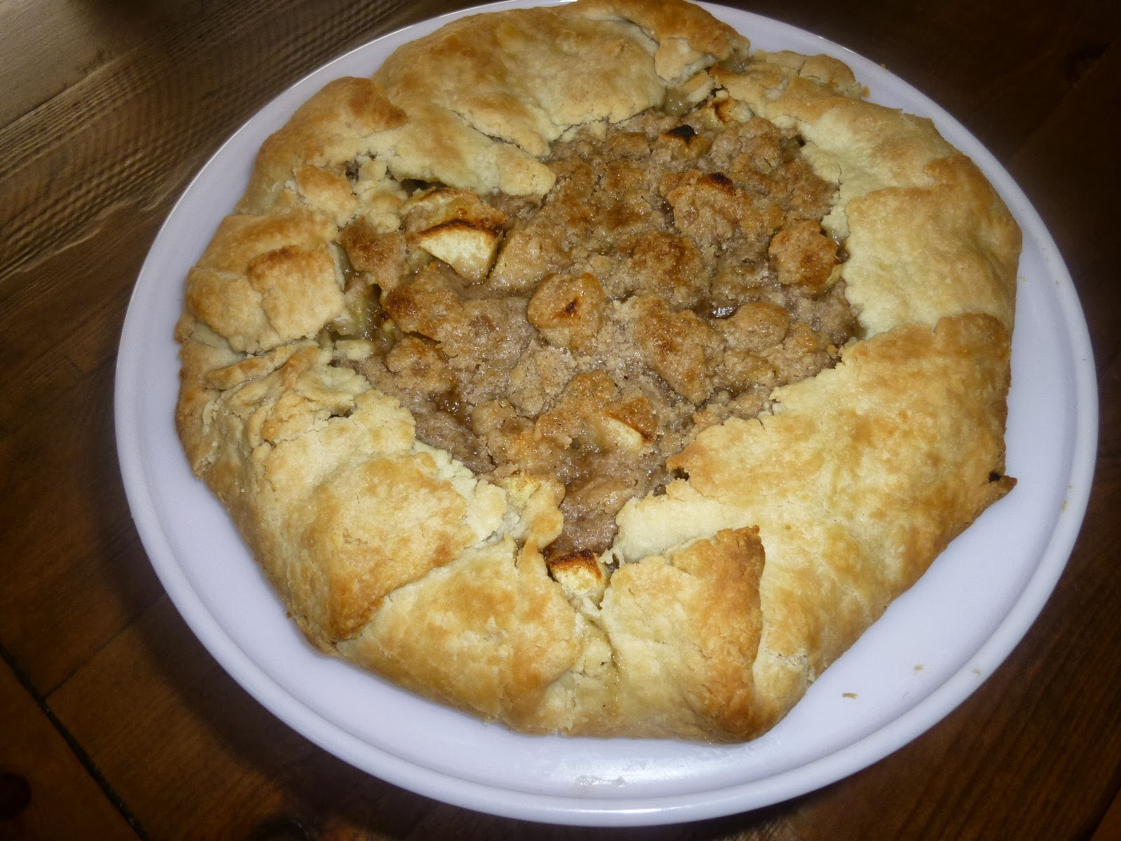 crostata is a free form rustic tart that is a quick fill in for a ...