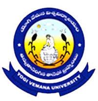 Yogi Vemana University Degree Results 2013
