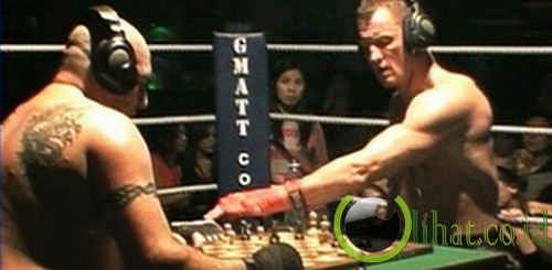 Chess Boxing (Catur Tinju)