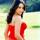 Trisha in Red   Cute Pictures