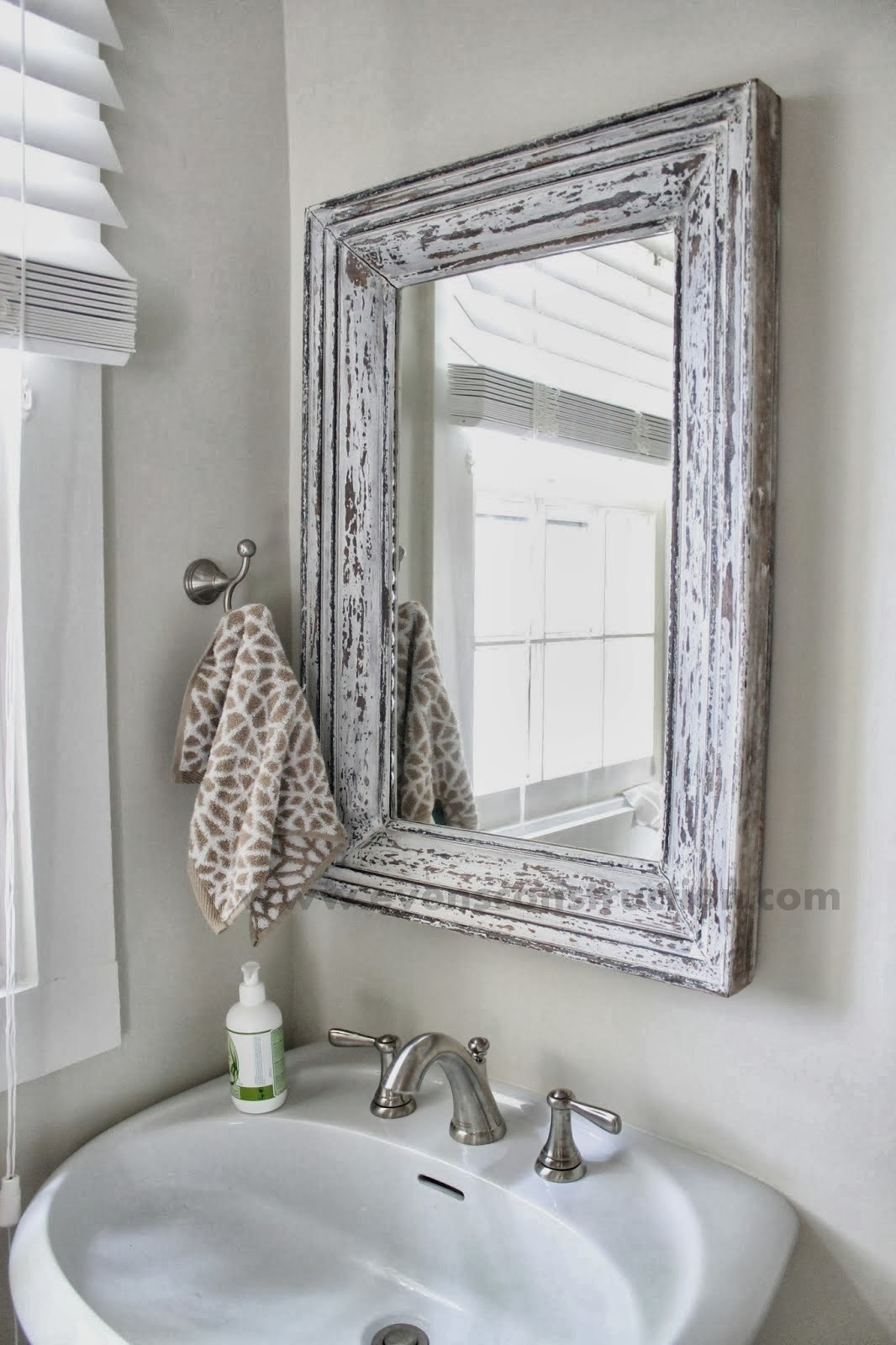 Elegant Chadder Sussex Mirror  Traditional  Bathroom Mirrors  London  By
