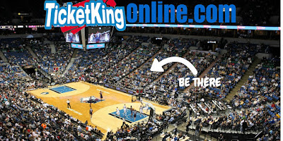 Timberwolves Tickets from Ticket King