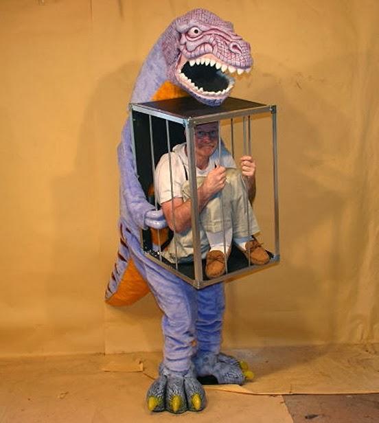 Dino Cage
