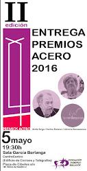 Entrega Premios Acero 2016