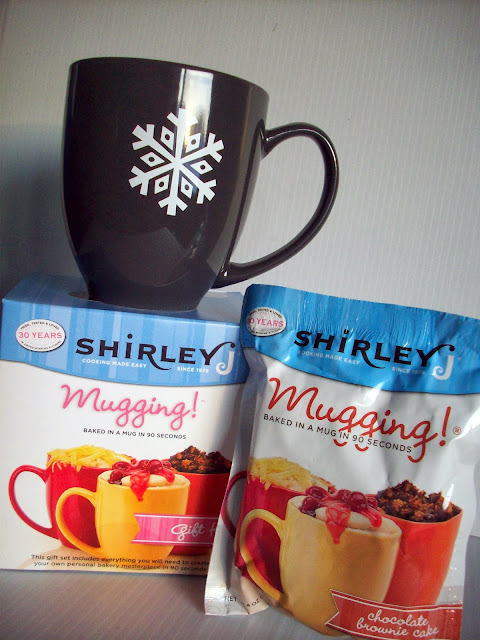 Gift+Kit Shirley J Mugging Mixes Review and Giveaway!!