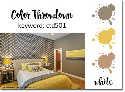 Color Throwdown #501 до 16/07