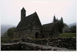 To μοναστήρι του Γκλένταλοκ(μοναστήρι του Αγίου Κέβιν)