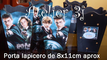 SORPRESAS INFANTILES HARRY POTTER