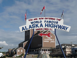 Alaska Highway Dawson Creek BC to Delta Junction AK