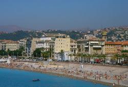 Opéra plage-Nice