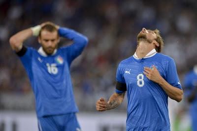 Italia-Russia 0-3 highlights