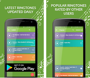 Music App of the Month - Today's Hit Ringtones Pro