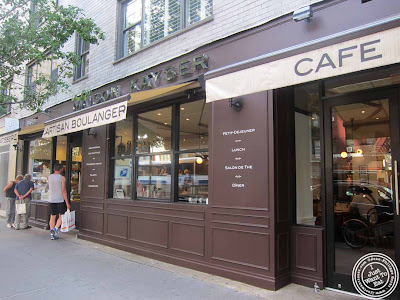 image of Maison Kayser in NYC, New York
