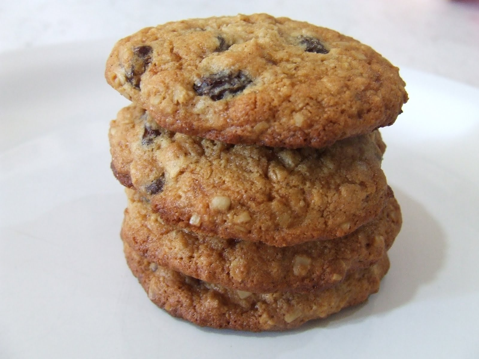 Oatmeal Raisin Cookies – Cassidy's Craveable Creations