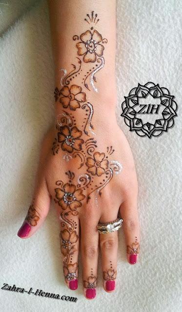 tatouage henné et paillettes nancy pas cher