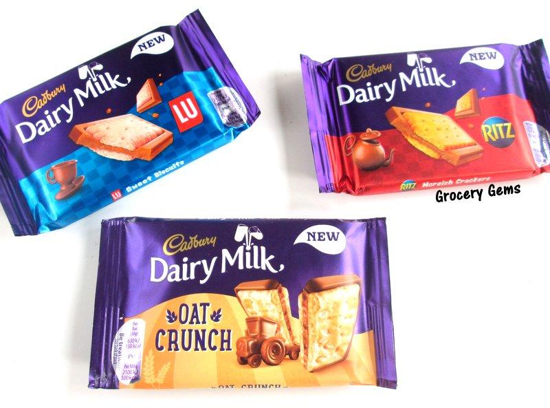 Cadbury Dairy Milk Big Taste Chocolate Biscuit Crunch Bar G