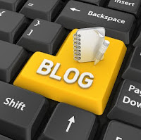 Blog Button On Keyboard