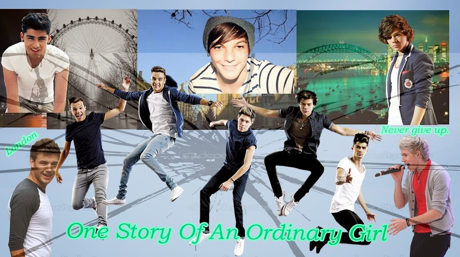 One Story Of An Ordinary Girl