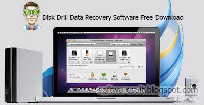 Disk Drill Data Recovery Software Free Download For Windows