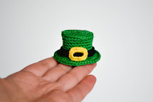 St. Patrick's Top Hat Free crochet pattern