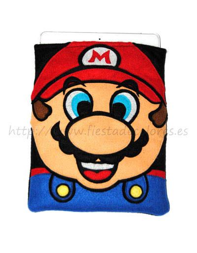 Mario Bros Funda