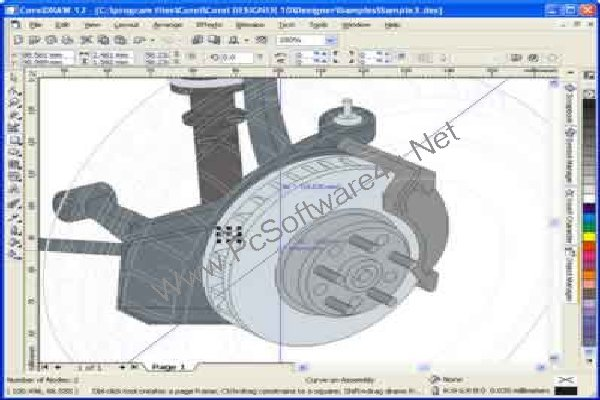 corel draw 12 free  full version idws scans