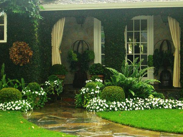 ideias jardins grandes : ideias jardins grandes:40 Ideias de Paisagismo para Jardins – Design Innova
