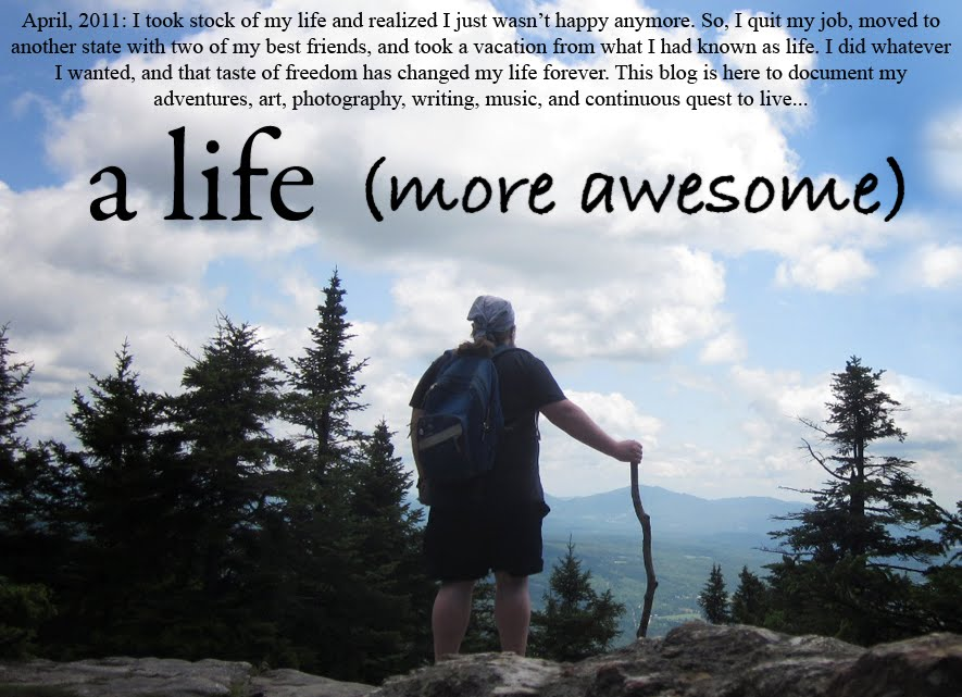 a life more awesome
