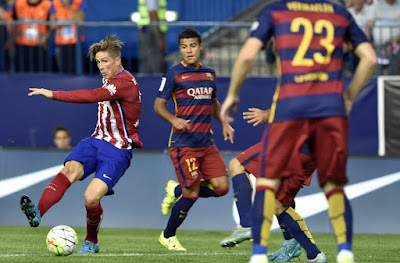 Atletico de Madrid - Fc Barcelona 2015 liga