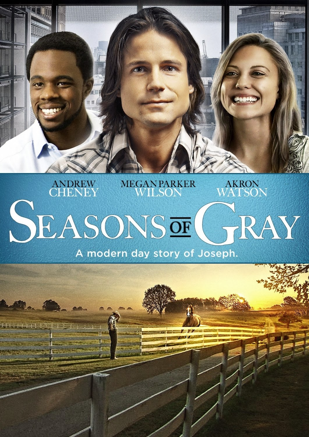 Enter to win Seasons of Gray DVD. Ends 2/21.