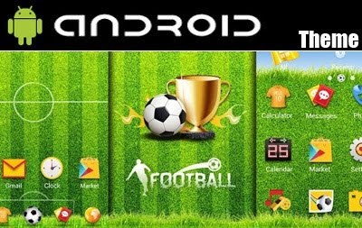 Football GO LauncherEX v1.1 Theme Android APK Media