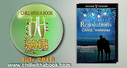 Book Cover of the Month July - Resolutions by Carol Warham