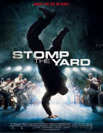 Poster Of Stomp the Yard In Dual Audio Hindi English 300MB Compressed Small Size Pc Movie Free Download Only At worldfree4u.com