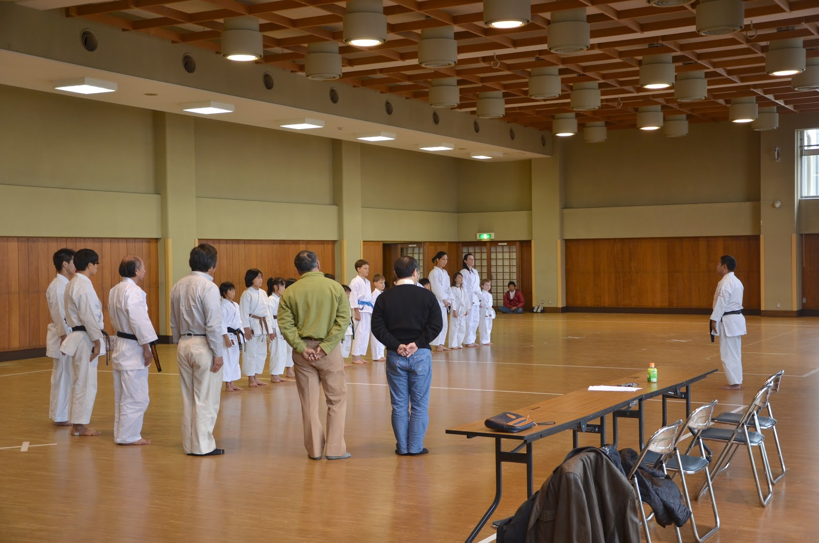 my karate test experience I have trained at 7 different dojos over my 28 years of off-and-on karate experience, and the ima organization is clearly the best of them all hanshi madani's decades of experience and passionate commitment to the art and to.
