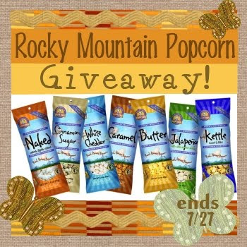 rocky mountain popcorn, flavored snacks, healthy treats
