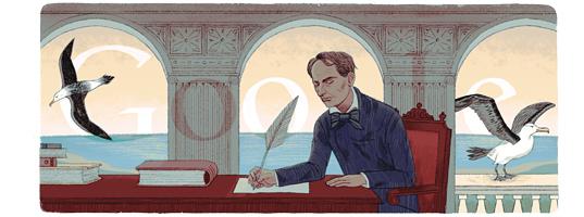 Charles Baudelaire's 192nd Birthday