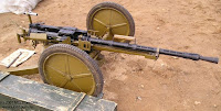 KPV-14.5 heavy machine gun