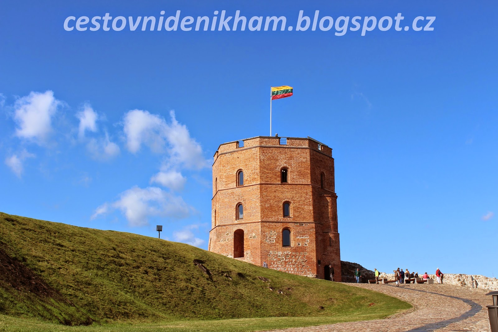 Upper Castle and Gediminas Tower