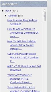 scroll blog