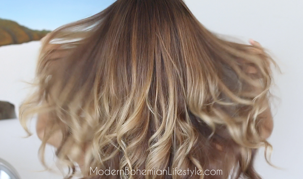Modern Bohemian Lifestyle How I Maintain Ombre Balayage