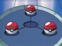 Escolha aqui seu primeiro pokémon