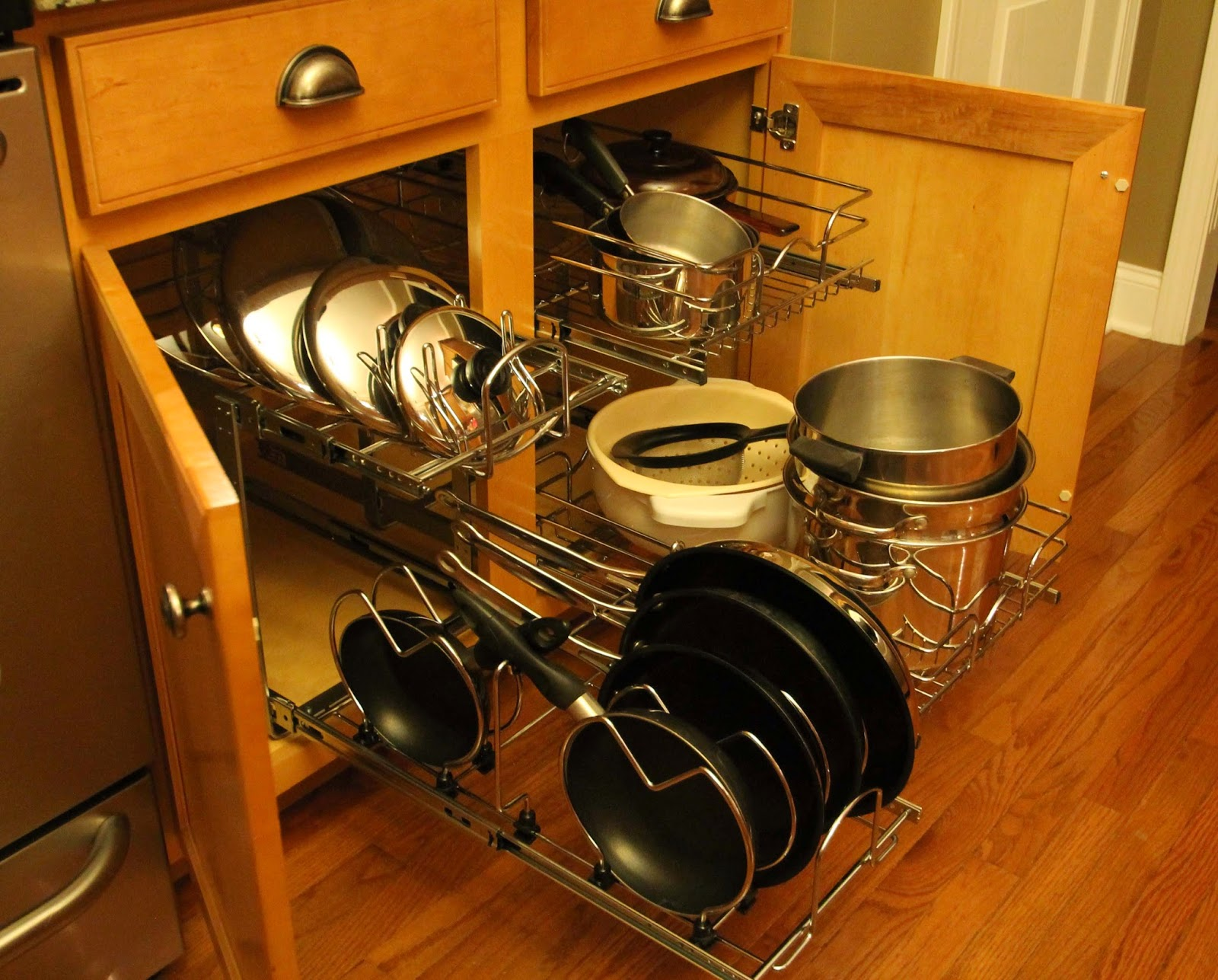 Ferrellgraph-x: Kitchen Organization