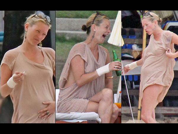 Курящие звезды во время беременности