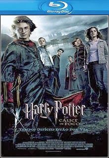 Filme Harry Potter E O Cálice de Fogo Bluray 720p Dual Áudio