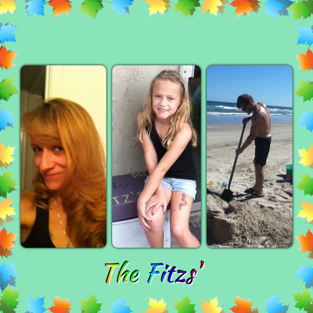 The Fitz's collage