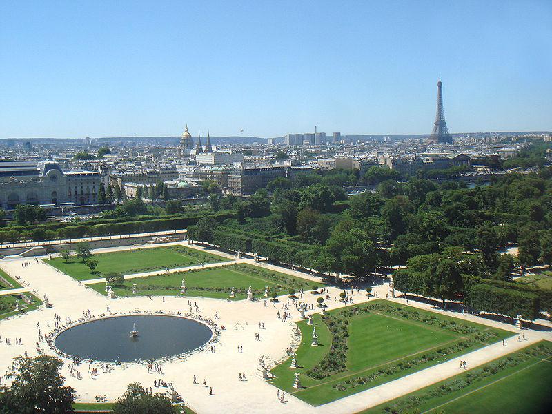 Tuileries garden fantastic travel - Jardin des tuileries foire ...
