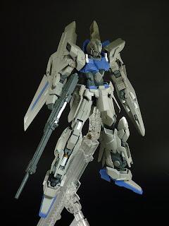 HGUC 1/144 MSN-001A1 Delta Plus